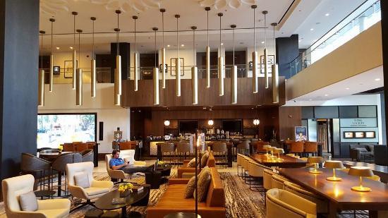 Loews Chicago Hotel Lobby