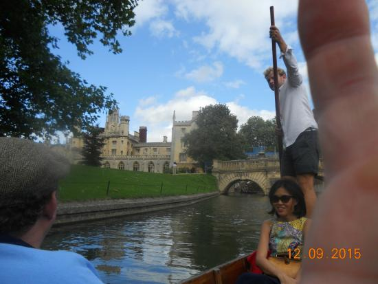 Lets Go Punting: Punting on 12th September 2015
