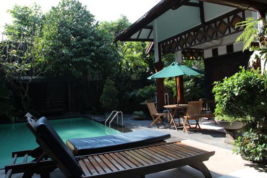 Griya Yunika Homestay: Pool