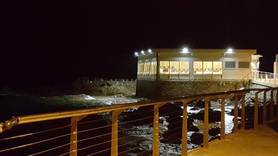 Esterno del ristorante picture of la baracchina for L esterno del ristorante cruciverba