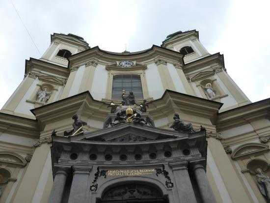 Peterskirche Picture Of Peterskirche Wien Vienna Tripadvisor