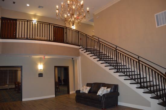 Dequincy, Luizjana: Foyer
