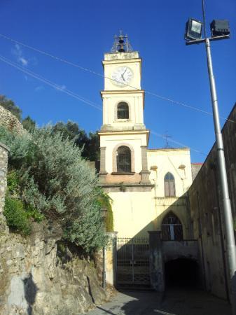 Borgo Terravecchia: La Chiesa