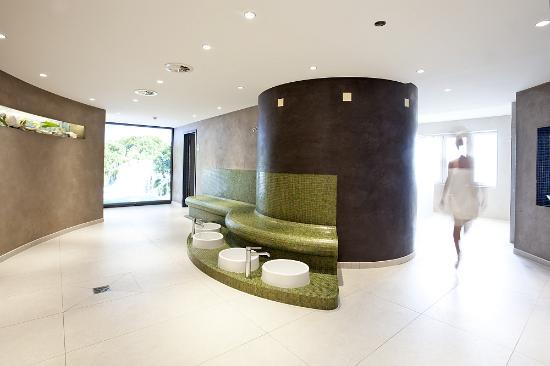 BEST WESTERN PLUS Hotel Böttcherhof: Wellnessbereich mit 3 Saunen