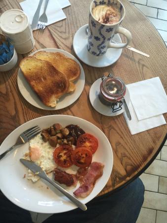 The Living Cafe: photo1.jpg