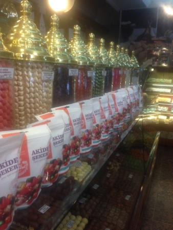 Istanbul on Food - Culinary Tours: Candied fruits and vegetables ...