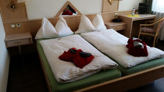 Hotel Christiania : Doppelzimmer