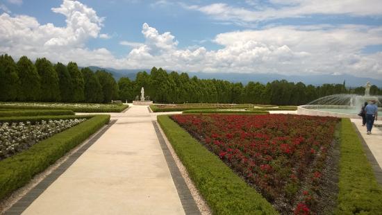 Jard n delas cact ceas rgano picture of jardines de for Jardines italianos