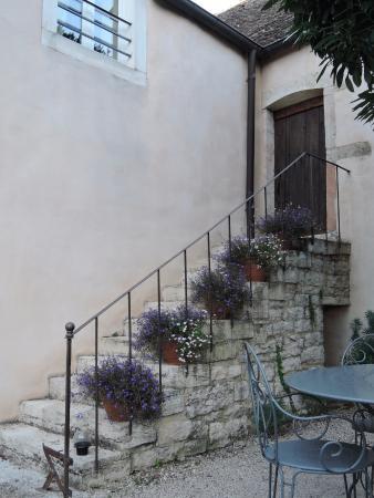 Hotel le Clos: Außenbereich