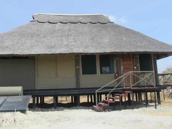 Maramboi Tented Camp: Individual unit