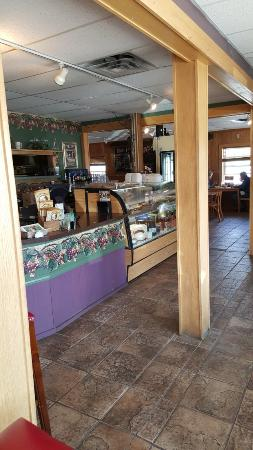 Onaway, MI : Front counter and deli bar