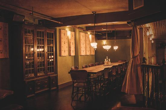 Upstairs Tasting Room / Private Event Space