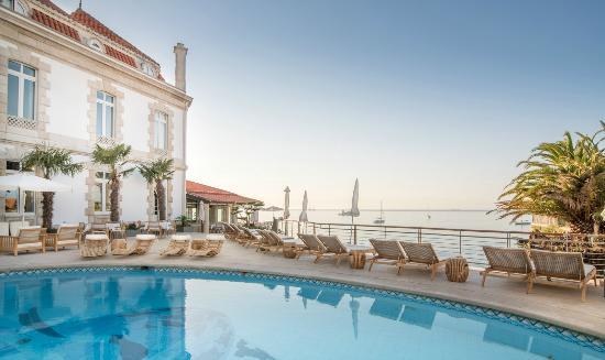 The Albatroz Hotel: Swimming Pool