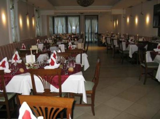 Hotel Belvedere: cena di gala lume candela