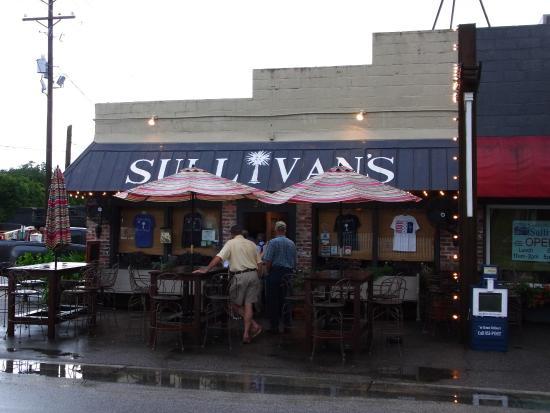 Sullivans Restaurant Outside Picture Of Sullivans Restaurant