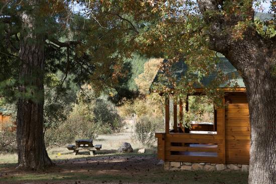 Cabanas Llano de los Conejos