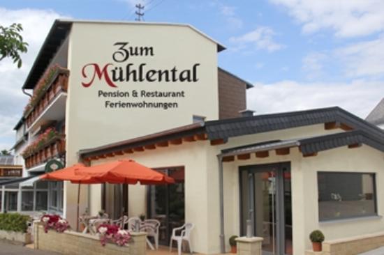 Kastellaun, ألمانيا: Pension zum Mühlental