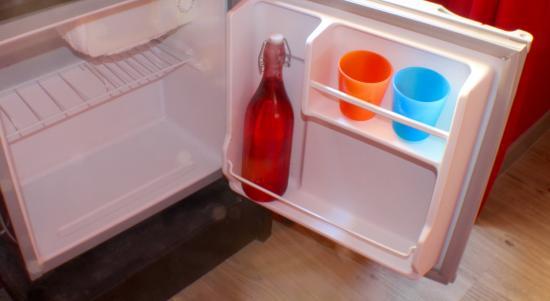 Eat&Sleep B&B: private fridge in  the room