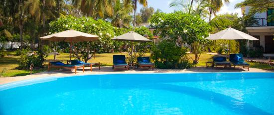 Flame Tree Cottages : SWIMMING POOL