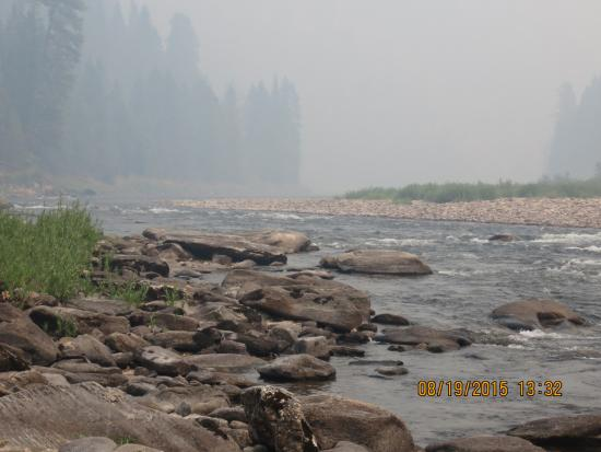 Lochsa River Rafting - ROW: Clearwater River