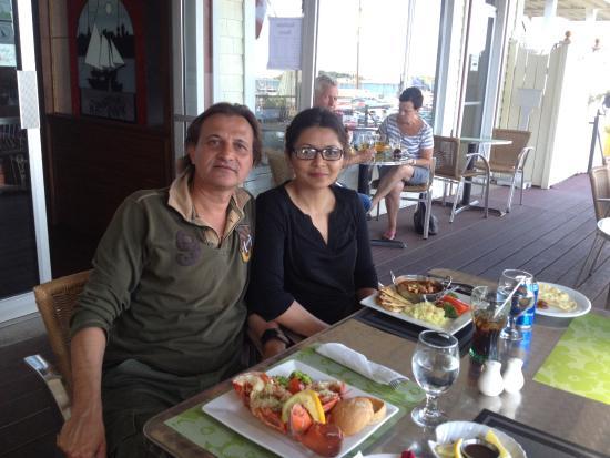 Lunenburg, Καναδάς: Happy Travelors