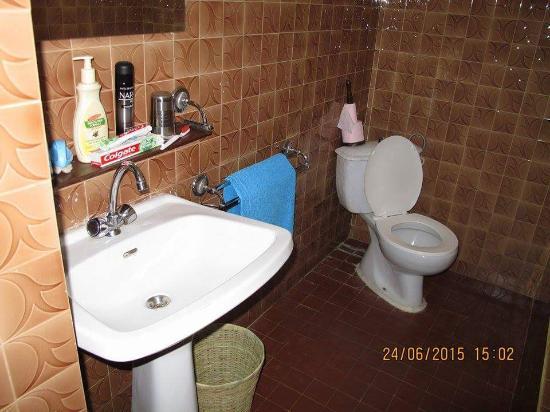 Hotel Tamana: Toilette