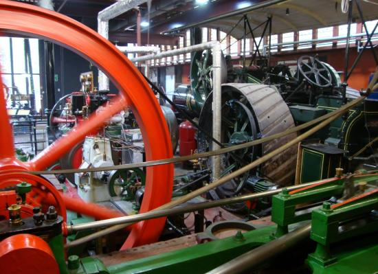 Nottingham Industrial Museum: Steam Engines