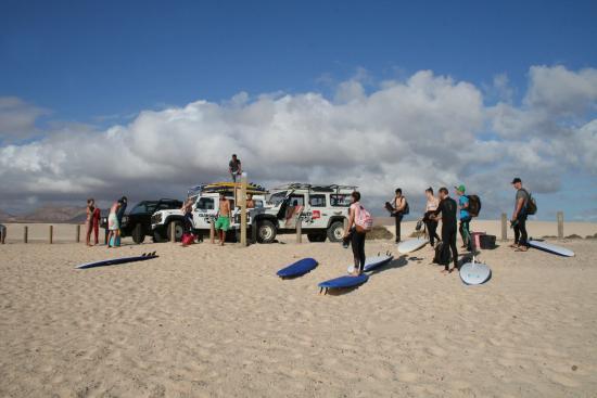 Quiksilver Surfschool Fuerteventura Private Tours & Classes: Ready to surf