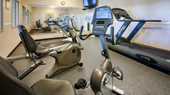 Best Western Plus Sunrise Inn: Fitness Room