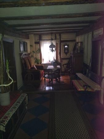 Hotel Raidel: Salone al primo piano