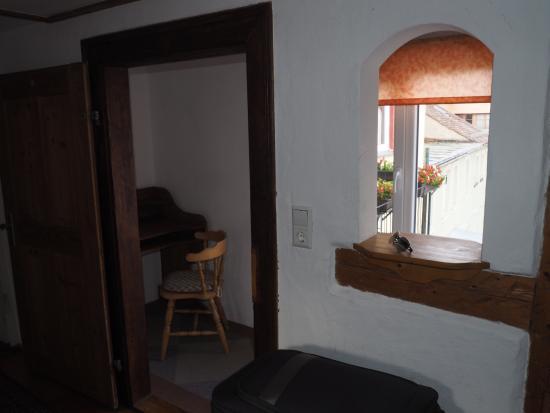Hotel Raidel: Angolo studio
