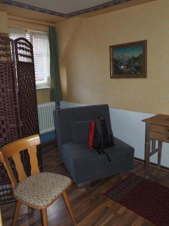 Hotel Raidel: Ingresso della camera
