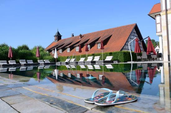 Zweiflingen, Deutschland: Außenpool