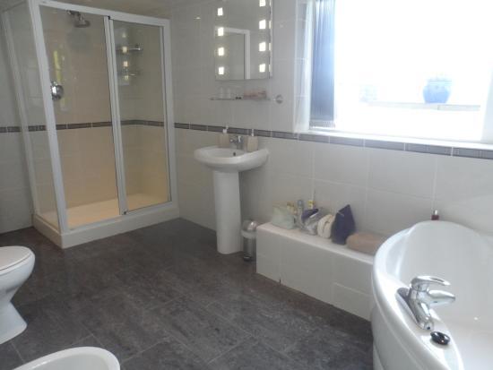 Harbour View Bed & Breakfast: Amazing Bathroom