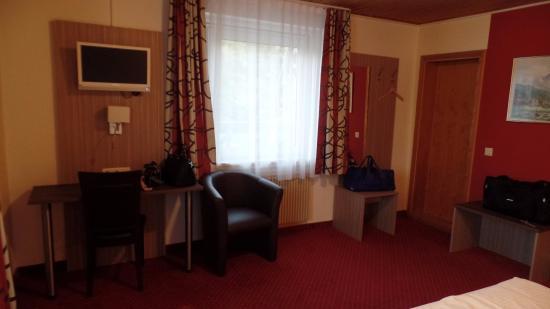 Haunstetter Hof: Zimmer 25
