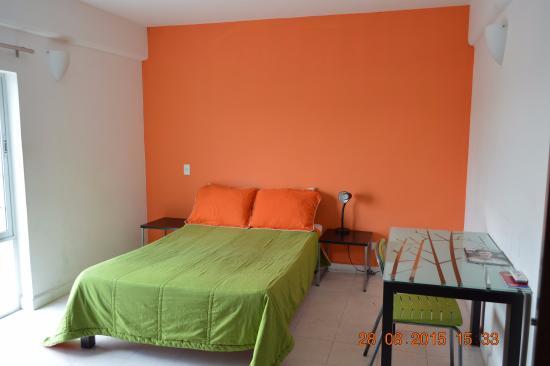 Hostel Mundo Joven Cancun: Recamara privada
