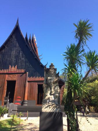 Black House - Picture of Baan Dam Museum, Chiang Rai - TripAdvisor