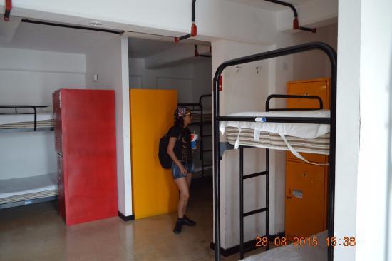 Hostel Mundo Joven Cancun: Compartidas