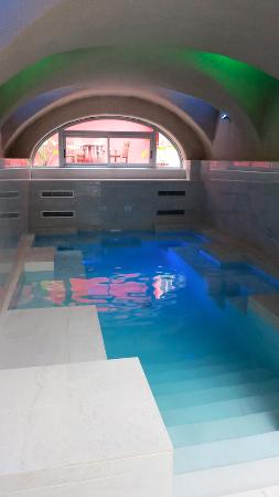 Wooden Hot Tub In Spa Picture Of Cour Des Loges Lyon Tripadvisor