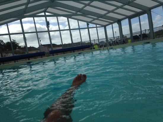 VVF Villages Port-Bail : La piscine