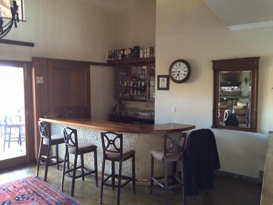 Drakensberg Region, Sydafrika: Bar Area