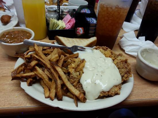 Sidekicks Family Restaurant: Chicken Fried Steak