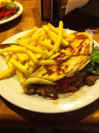 Sanduiche Beiruth