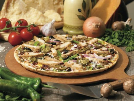 Hometown Pizza: Southwest Chicken