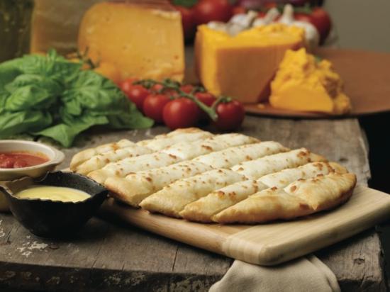 Hometown Pizza: Breadsticks