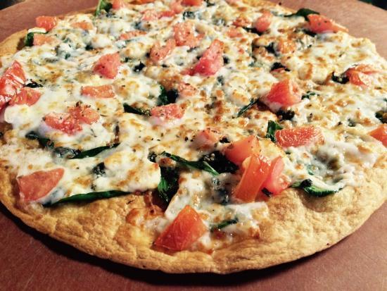 Hometown Pizza: Margherita Crisp