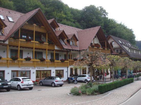 Oberwolfach, Deutschland: Langasthof Hotel Zum Walkenstein