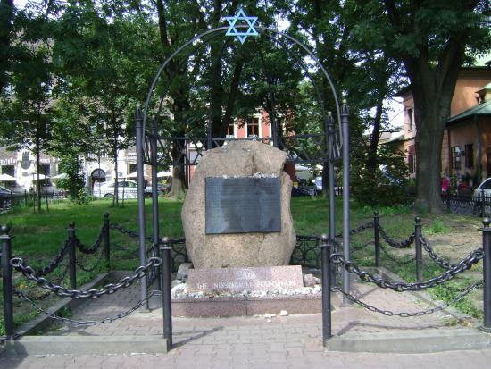 Barrio judío (Kazimierz), Cracovia, Polonia. - Picture of ...