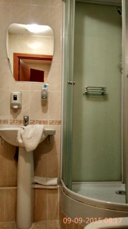 Hotel Troickaya: Ванная комната