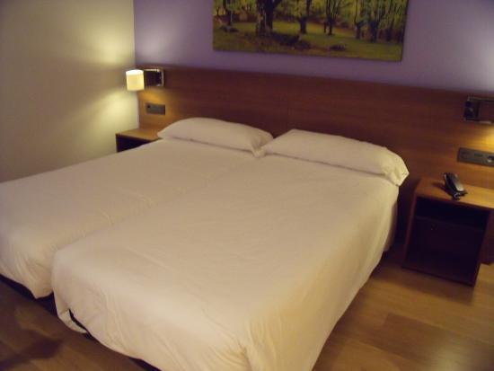 Aginaga Hotela: Habitación 109